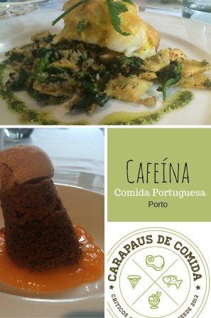 Cafeína | Porto | Carapaus de Comida