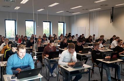 examen Avans AAFM Breda