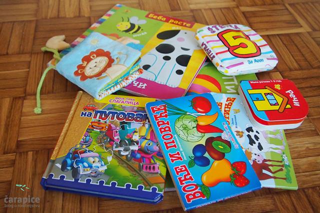 knjige za bebe