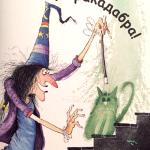 Knjige za sve uzraste – Vini Veštica