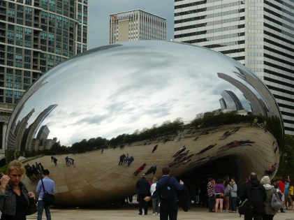 Cloud Gate de Chicago