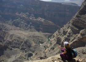 Grand Canyon d'Oman