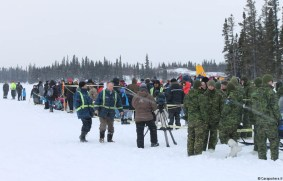 Guerrier Nordique 2013 - Schefferville
