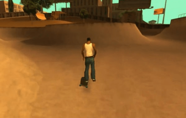 MOD GTA San Andreas PC Indonesia