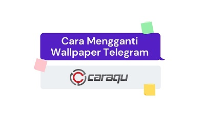 Cara Mengganti Wallpaper Telegram