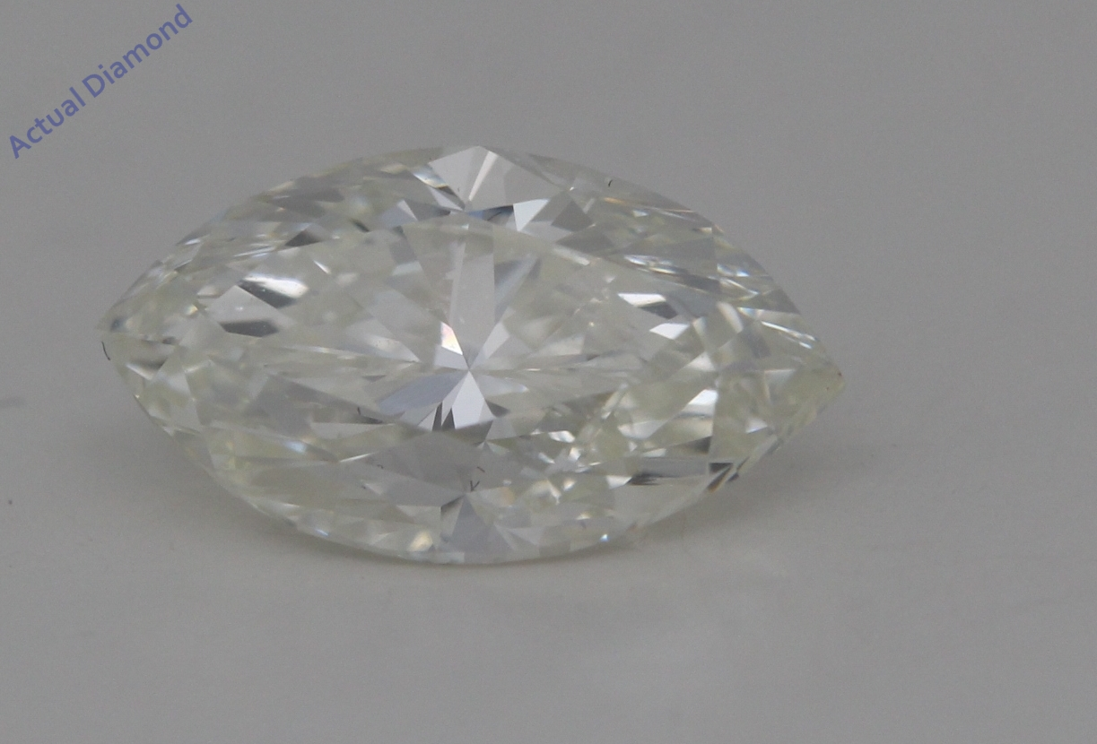 Marquise Cut Loose Diamond 1 52 Ct K Color Vs2 Clarity