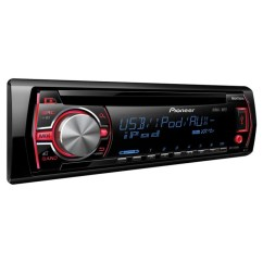 Pioneer Deh Vdo Marine Gauges Wiring Diagrams X3500ui Cd Tuner With Front Usb And Aux In Ipod Iphone