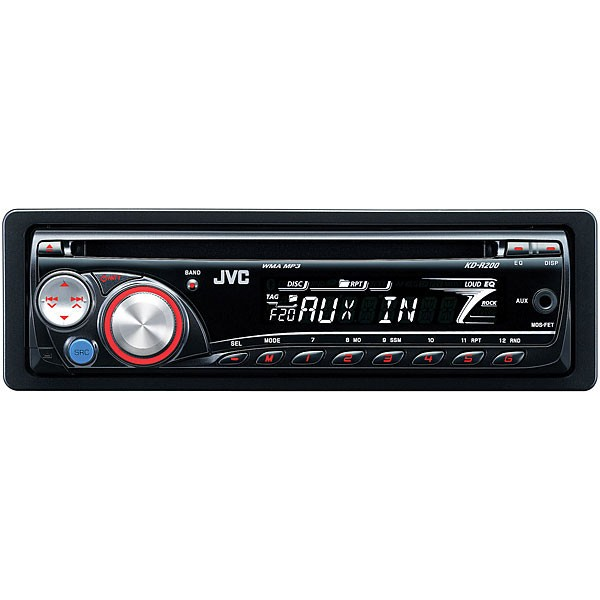 Jvc Car Audio