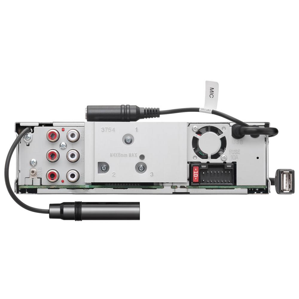 hight resolution of  made for ipod iphone kenwood car audio kdc bt73dab 3