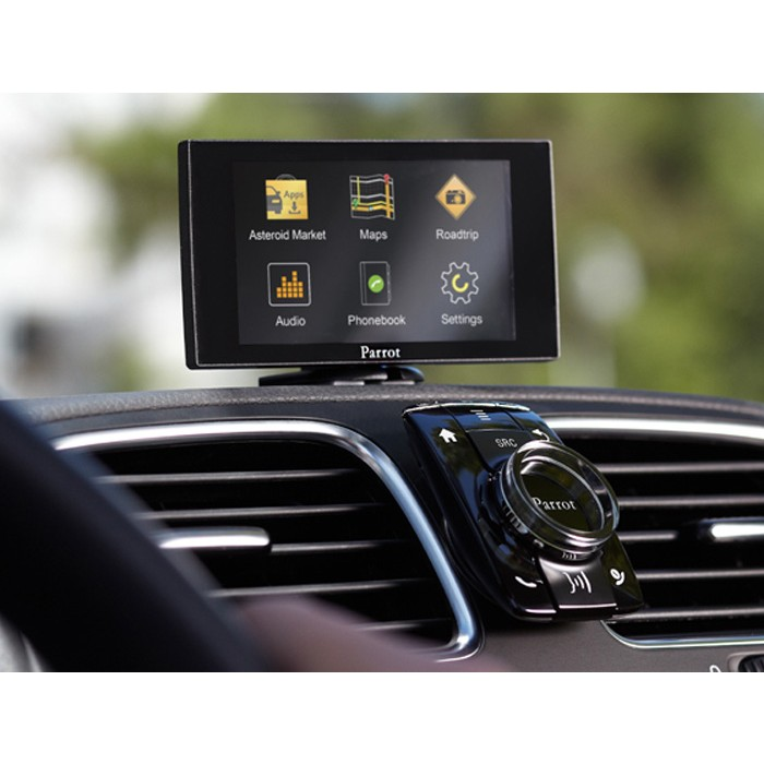 Jvc Car Stereo Wiring Diagram Parrot Asteroid Mini Bluetooth Add On Unit With Ipod Iphone
