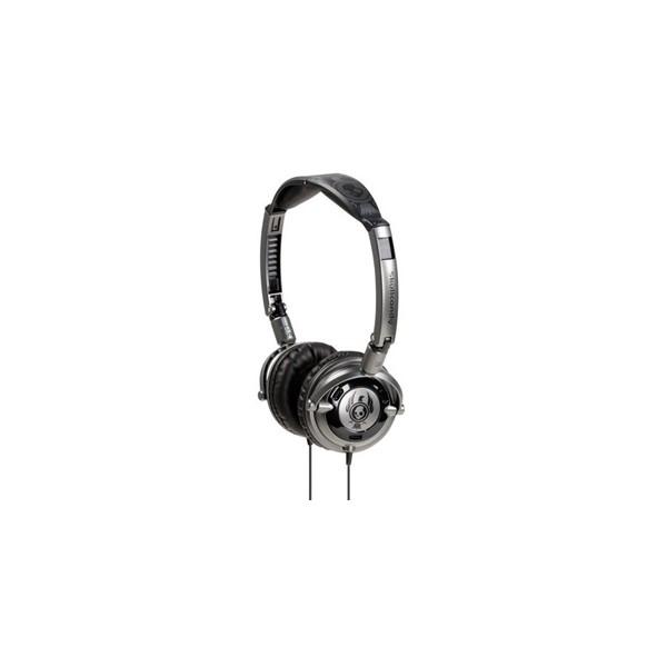 SkullCandy S5LWBZ-BB Lowrider Black and Black Headphones