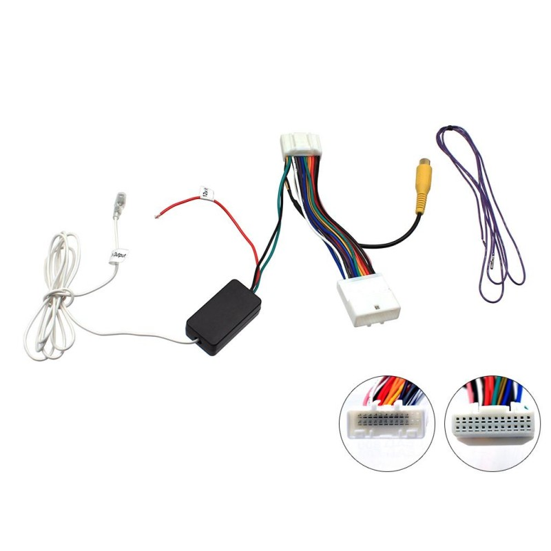 CAM-TY1-ADAdd On Reverse Camera Interface for OEM Systems