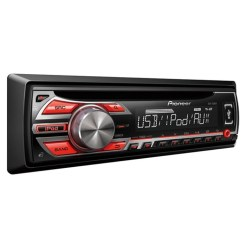 Pioneer Deh Eyfs Planning Cycle Diagram 1500ub Cd Mp3 Car Stereo System Android Ready Red Player 1