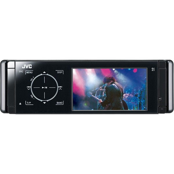 Jvc Kd Avx20 Dvd 3 5 Inch Tft Sceen Car Stereo Usb Port