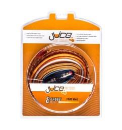 amplifier and wiring kits juice car audio jwtru81 [ 1200 x 1200 Pixel ]