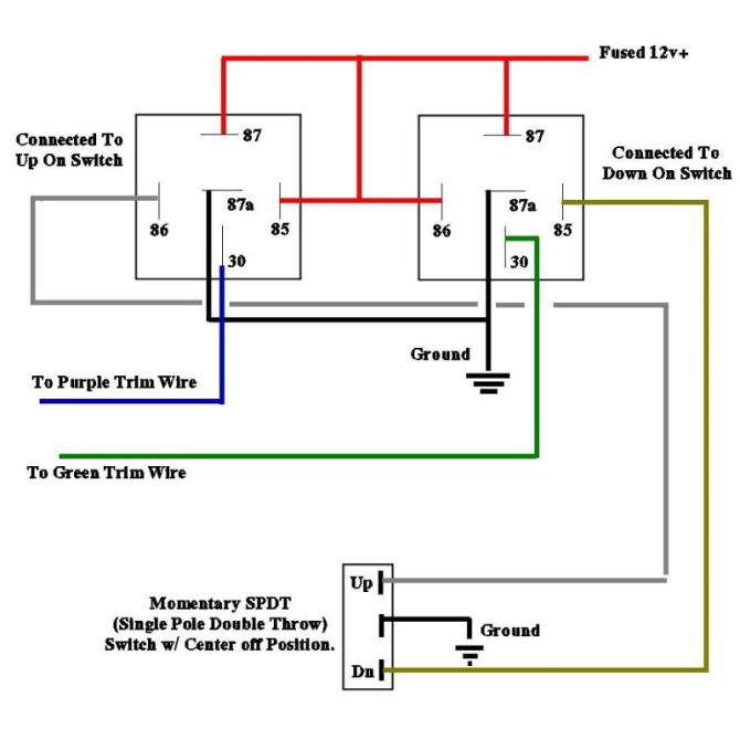 wiring diagram for aftermarket door locks  car audio forumz