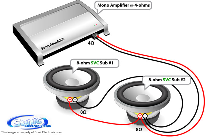 2 ohm sub wiring diagram automotive diagrams explained wireing single voice coil subs? - car audio forumz the #1 forum