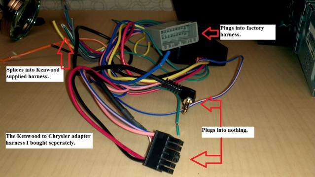 04 Durango Stereo Wiring Harness Diagram