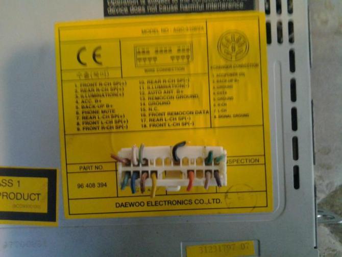 2005 chevy aveo radio wiring diagram  schematic wiring