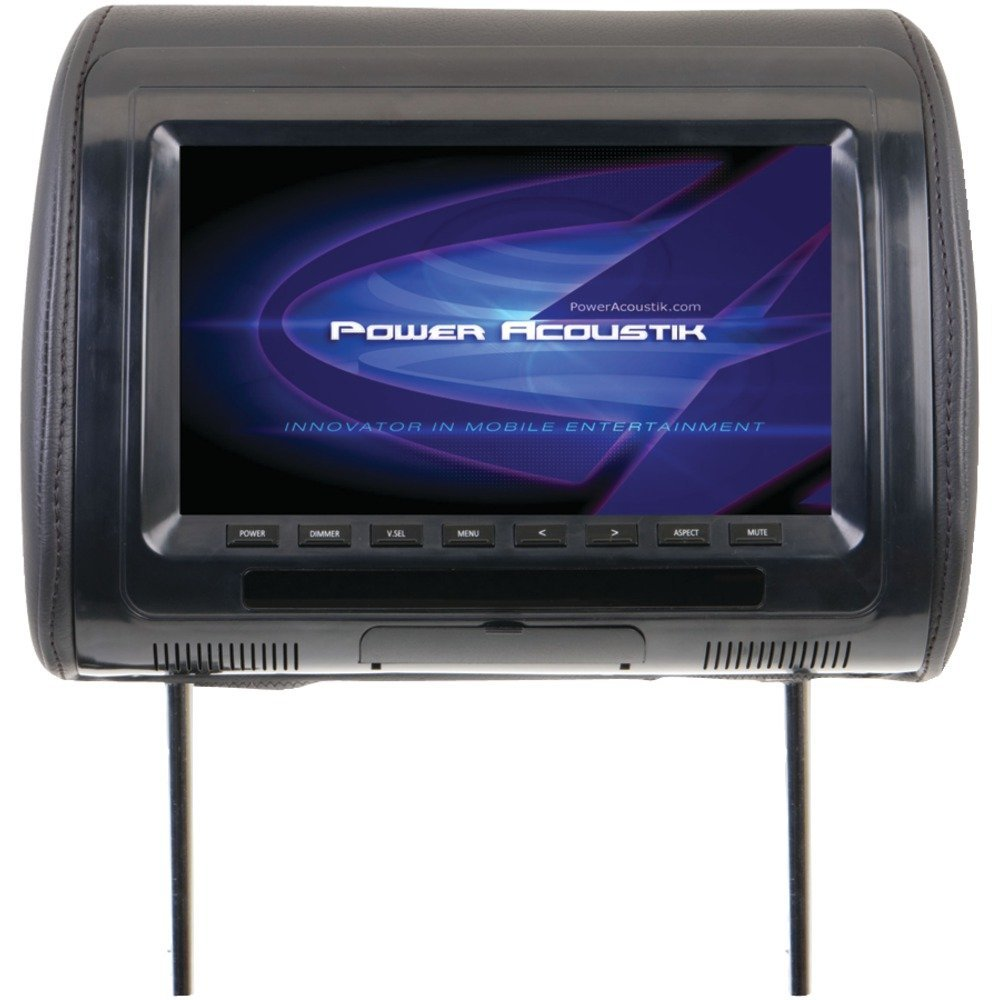 medium resolution of power acoustik headrest dvd wiring