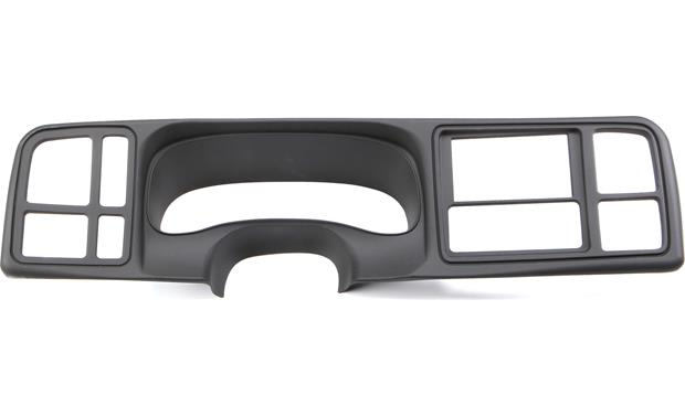 1999 Chevy Tahoe Double Din Kit