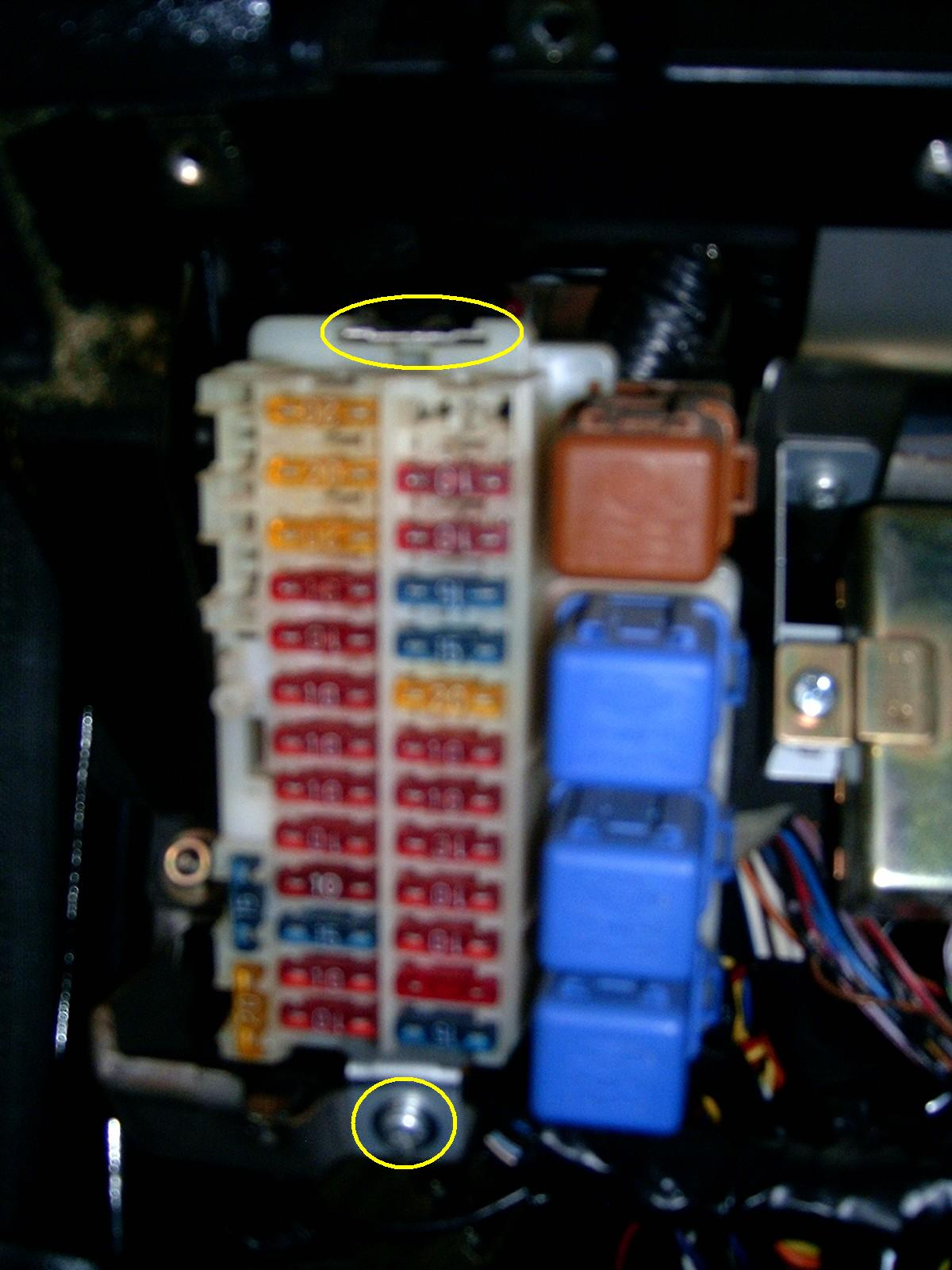 hight resolution of 1991 nissan maxima fuse box diagram