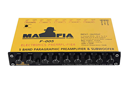 MAFIA F-005 NEW