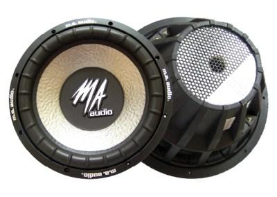 MA AUDIO : MA-120XE