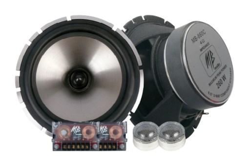 MB AUDIO : MB 660C