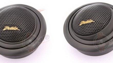 ลำโพงทวีตเตอร์ที่ใช้วัสดุต่างกันจะให้เสียงที่ต่างกันหรือไม่