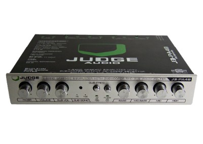 JUDGE AUDIO : J3-PA4B