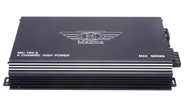 MAXMA MX-100.4 2016 Series