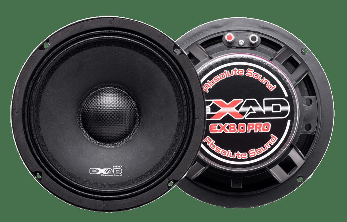 EXAD : EX 8.0 PRO