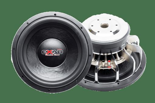 EXAD 10 Inc. Subwoofer 2018 Series