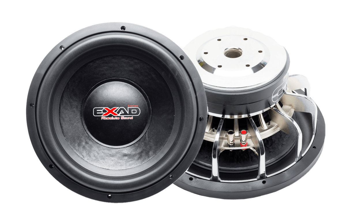 EXAD 10 Inc. Subwoofer 2018 Series