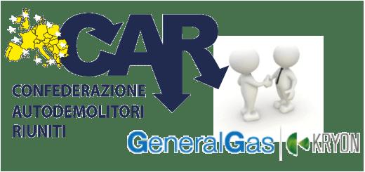 Convenzione car general gas
