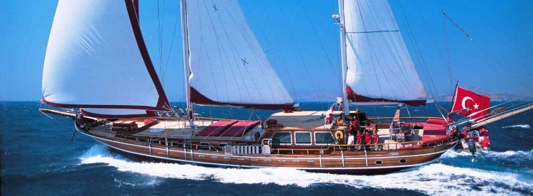 Yachting in Turkey