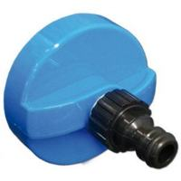 Water Filler Cap with Hose Connection (Large)