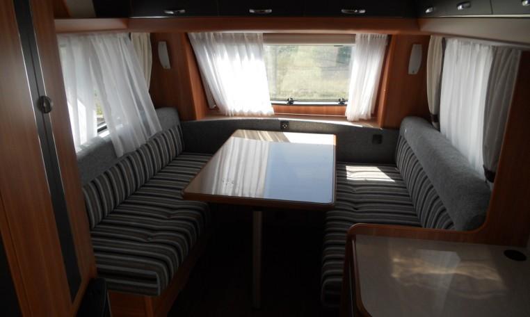 Hobby De Luxe 380tb Km0  Caravanbacci