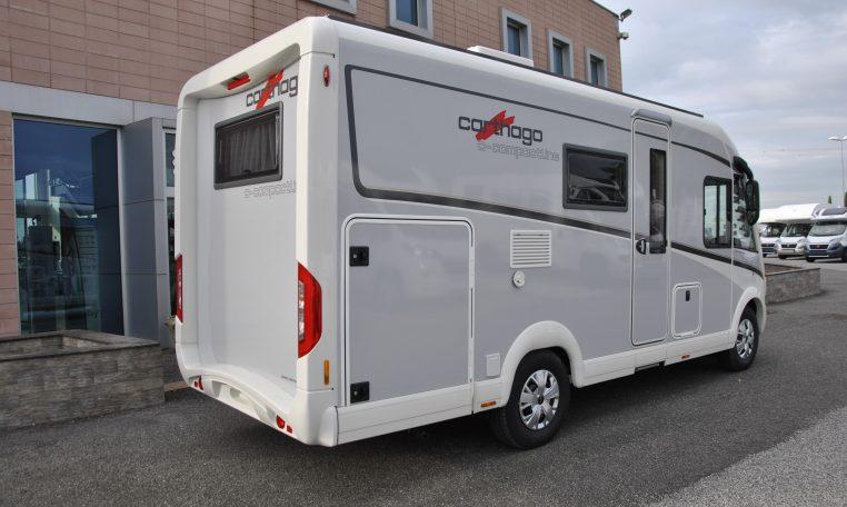 Camper Motorhome Carthago Compact 138 motorhome largo solo 212cm e lungo 630 cm