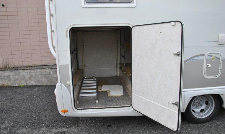 Camper Parzialmente integrato Usato Rimor Sailer 645 TC  Caravanbacci Rimor Sailer 645 TC grande garage