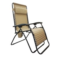 Infinity Big Boy Zero Gravity Chair with Cup Holder ...