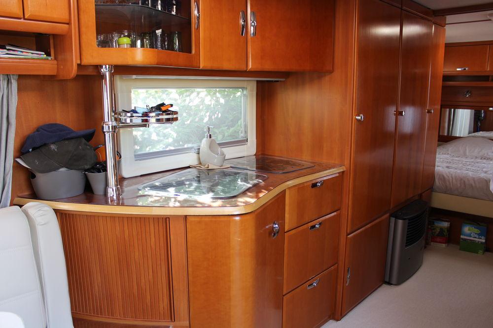 Caravane Tabbert Puccini 685 occasion  Caravane occasion