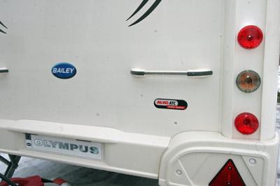Rear panel layout the same as the Pegasus range