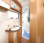 Pegasus 534 washroom