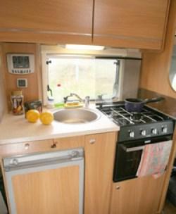 Escape 686 Kitchen