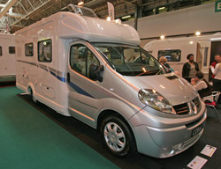 Motorhome Kitchens Winner - IH J1000