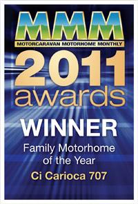 MMM awards 2011