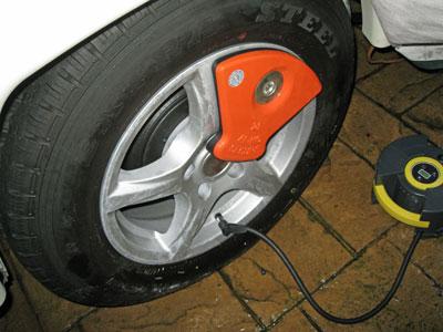 Check your caravan tyres