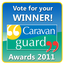 Vote for your winner at the Caravan Guard Awards 2011